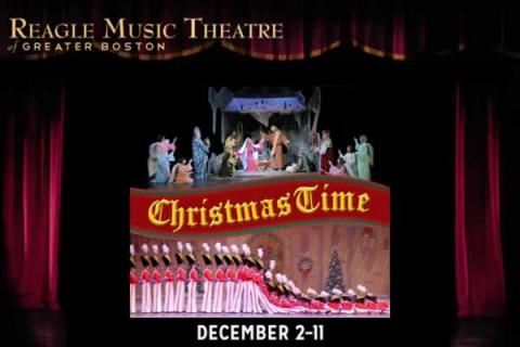 Reagle Music Theatre: Christmastime!