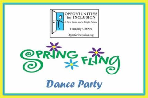 Opportunities for Inclusion (formerly GWArc) Spring Fling Dance Party