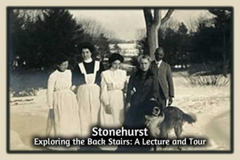 Stonehurst, the Robert Treat Paine Estate - Exploring the Back Stairs: A Lecture and Tour