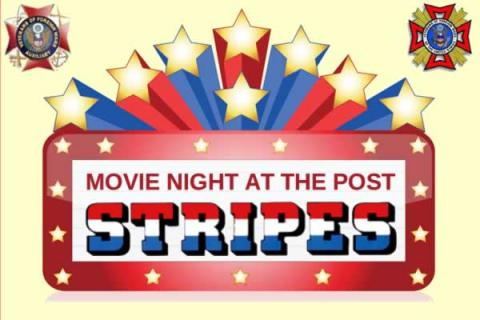 "Movie Night at the Post: ""Stripes"""