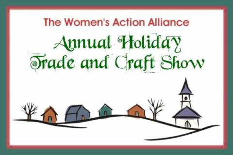 W.A.A. Annual Holiday Trade and Craft Show