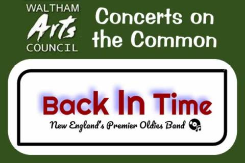2018 Concerts on the Common: Back in Time