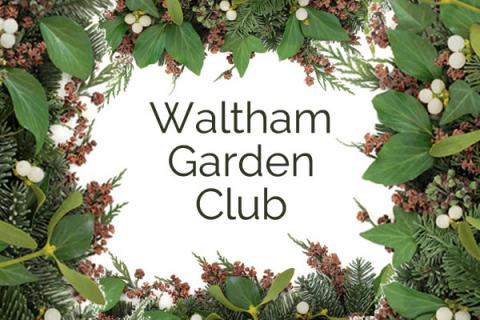 Big and Beautiful Winter Arrangements from Tree and Shrub Prunings with Waltham Garden Club