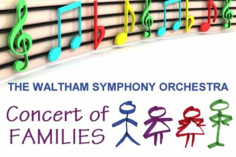 Waltham Symphony Orchestra: Concert of FAMILIES