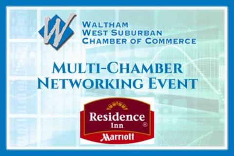 Waltham Chamber: Multi-Chamber Joint Networking Event