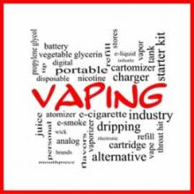 """What Are You Puffing?"" — Vaping & Our Youth Presentation Nov 14th"