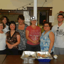 RTN Employees Reach Out to Guests at Bristol Lodge Soup Kitchen
